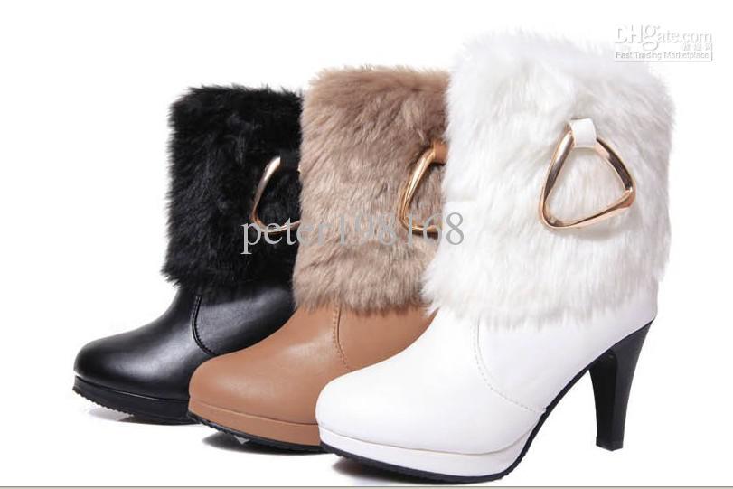 2013-new-winter-cotton-shoes-white-princess
